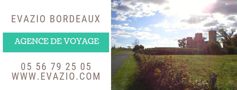 Agence de voyage à Bordeaux